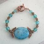 Cleopatra Copper Bracelet | Shared Designs