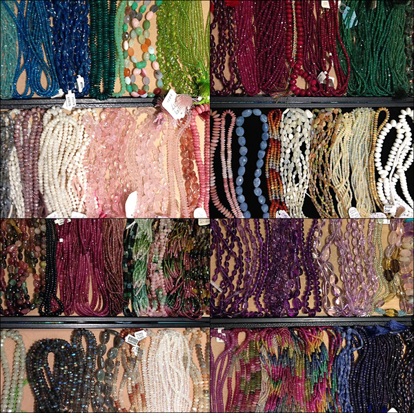 Bead Palace Trunk Show at Harlequin Beads and Jewelry