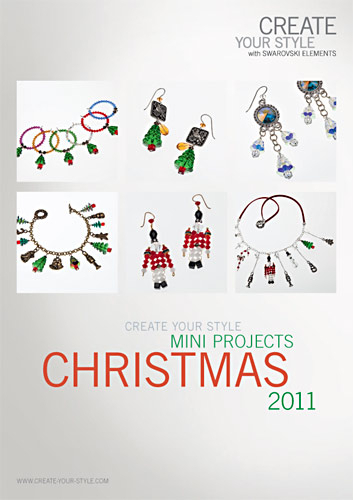 Swarovski Christmas Holiday Designs 2011 | Swarovski Designs