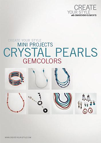 Swarovski Gem Color Pearl Designs  2012 | Swarovski Designs