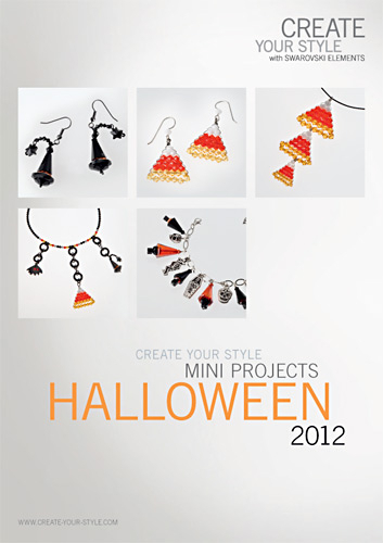 Swarovski Halloween Designs 2012 | Swarovski Designs
