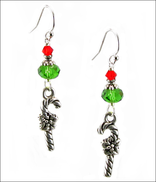 Sweet Treat Holiday Earrings