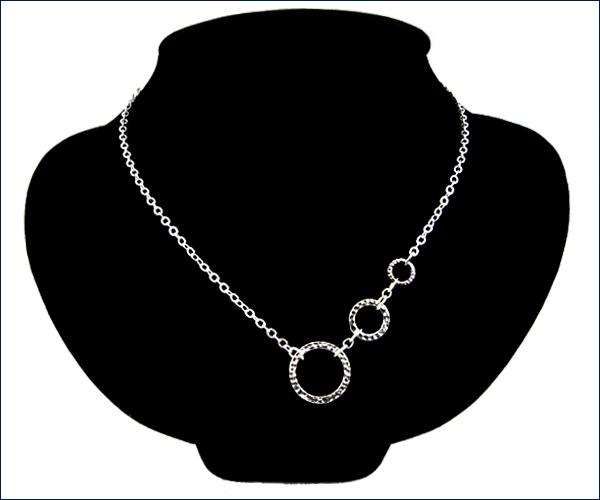 Image Celestial Circles Necklace