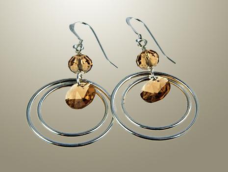 Image Circles Among Circles Earrings
