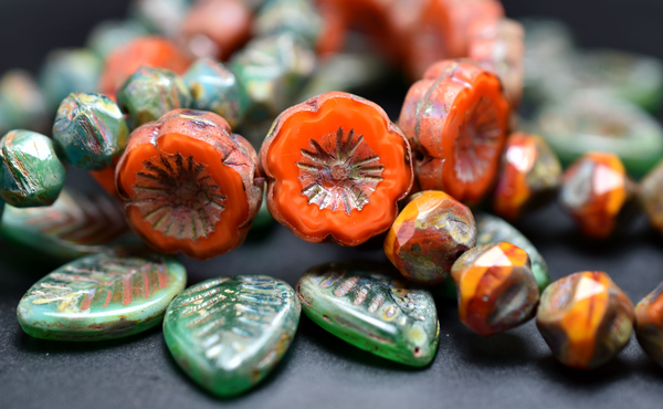 Trunk Show: Czech Glass Beads | Events Calendar