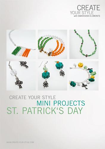 Swarovski St. Patrick's Day Designs 2013 | Swarovski Designs
