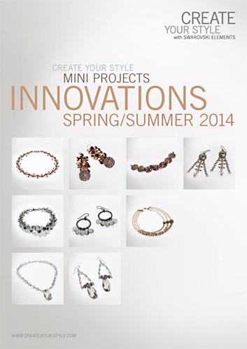 Swarovski Spring & Summer Designs 2014   Swarovski Designs