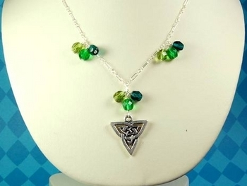 st patricku0027s day charm necklace jewelry design ideas - Jewelry Design Ideas