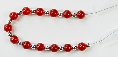 Ethnic Gemstone Bracelet | Jewelry Design Ideas