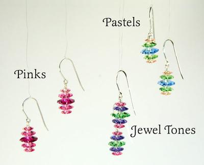 Easter Egg Earrings   Jewelry Design Ideas