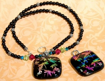 Dragonfly Necklace | Jewelry Design Ideas