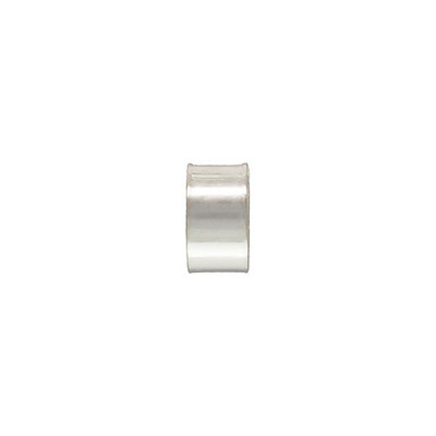 2 x 1mm Crimp Tube - Sterling Silver - 100 Pack | Jewelry Findings