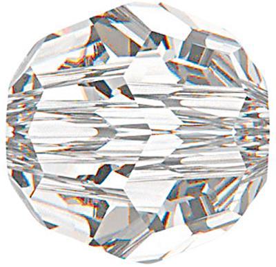 Swarovski Crystal 12mm Round Bead 5000 - Crystal - Clear - Transparent Finish