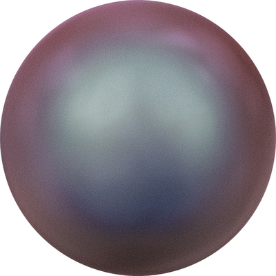 Swarovski Pearl Beads 2mm round pearl (5810) iridescent red pearlescent   Swarovski Pearl Beads
