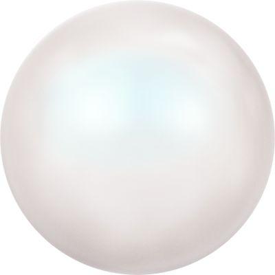Swarovski Pearl Beads 2mm round pearl (5810) white pearlescent pearlescent | Swarovski Pearl Beads