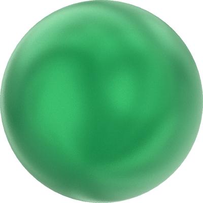 Swarovski Pearl Beads 4mm round pearl (5810) eden green pearlescent | Swarovski Pearl Beads