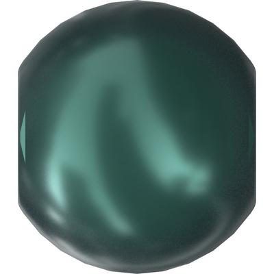 Swarovski Pearl Beads 4mm round pearl (5810) iridescent tahitian pearlescent | Swarovski Pearl Beads