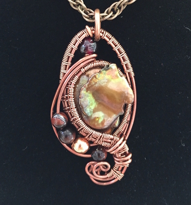 Advanced Freeform Wire Weave | Classes and Events