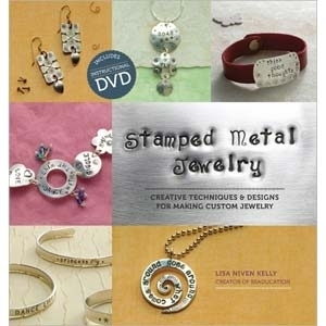 Stamped Metal Jewelry | Books