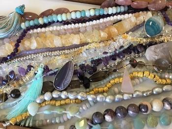 Image Cherry Tree Beads Trunk Show