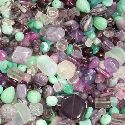 Fairy Dust Czech Bead Mix | Czech Bead Mixes