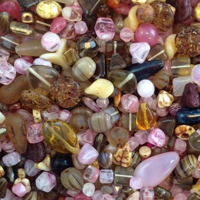 Sahara Czech Bead Mix | Czech Bead Mixes