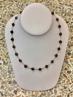 Floating Bead Necklace | Classes and Events