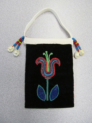 Image Old Style Floral Miniature Trade Bag 2