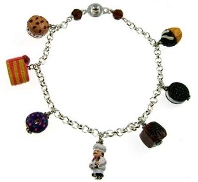 Charmingly Sweet Bracelet   Jewelry Design Ideas