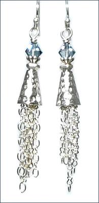 No Hassle Tassel Earrings   DIY Jewelry-making Project Kit