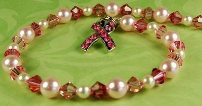 Charming Awareness Bracelet | Jewelry Design Ideas