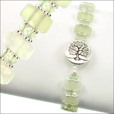 New Jade Mojito Bracelet | Jewelry Design Ideas