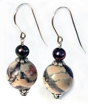Earth Dance Earrings   Jewelry Design Ideas