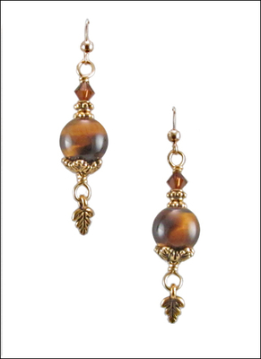 Harvest Festival Earrings | Earrings