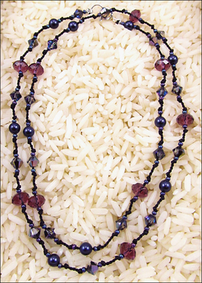 Alluring Amethyst Necklace | Jewelry Design Ideas