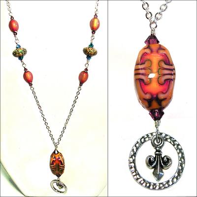 Lanyard de Fleurs | Necklaces