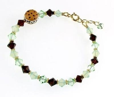 Harlequin Beads