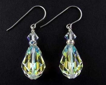 Dancing Sparkles Earrings | Jewelry Design Ideas