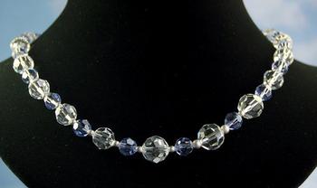 Lavender Fields Necklace | Jewelry Design Ideas