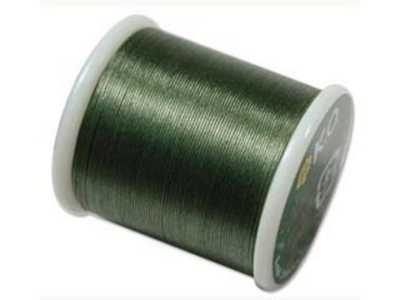 similar to B Nymo dark olive K.O. thread | K.O. thread