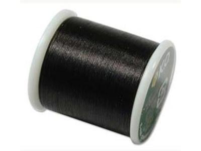 similar to B Nymo black K.O. thread   K.O. thread