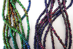 3mm x 2.5mm Micro Mirage Color-changing Mood Seed Bead - 18