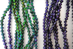 6mm Micro Mirage Bicone Color-changing Mood Bead - 18