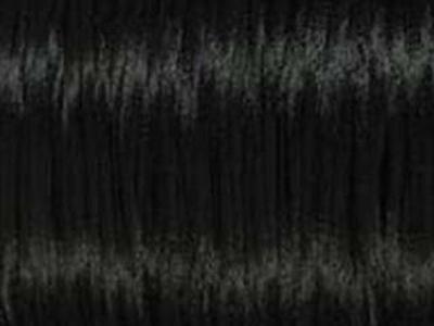 2mm round black Rat Tail Satin Cord   Rat Tail Satin Cord