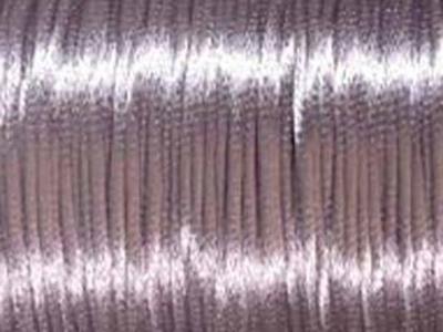 2mm round lavendar Rat Tail Satin Cord | Rat Tail Satin Cord