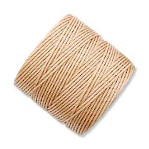 extra-heavy #18 light copper Superlon bead cord | Superlon bead cord