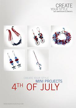 Image Swarovski 4th of July  Designs 2013