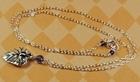 Violet Charm Necklace