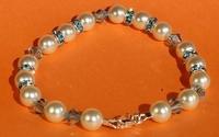 Crystal Aqua Bracelet