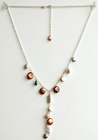 Pearl Medley Necklace